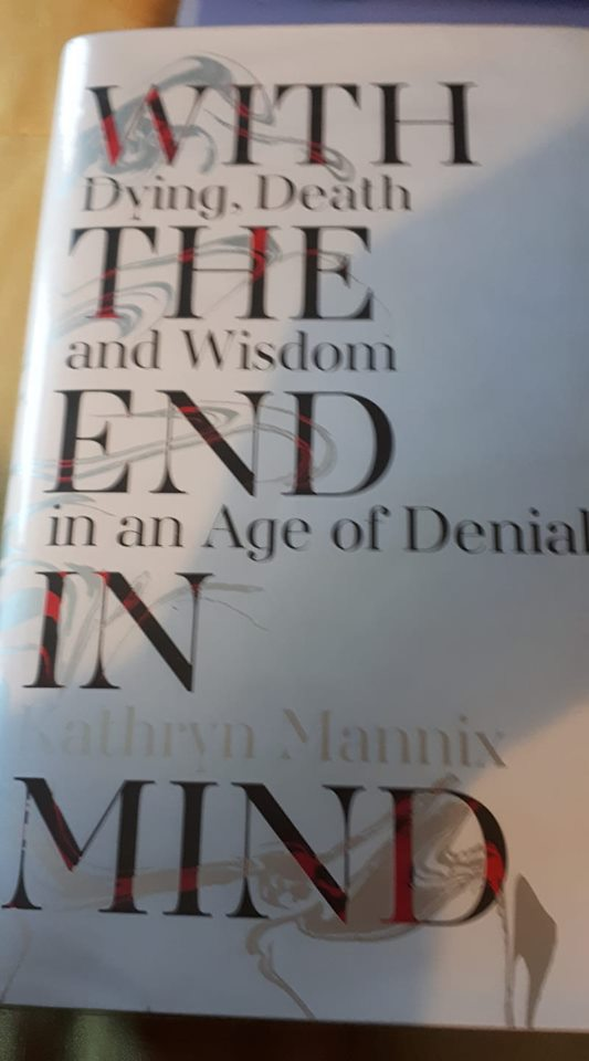 End in mind book